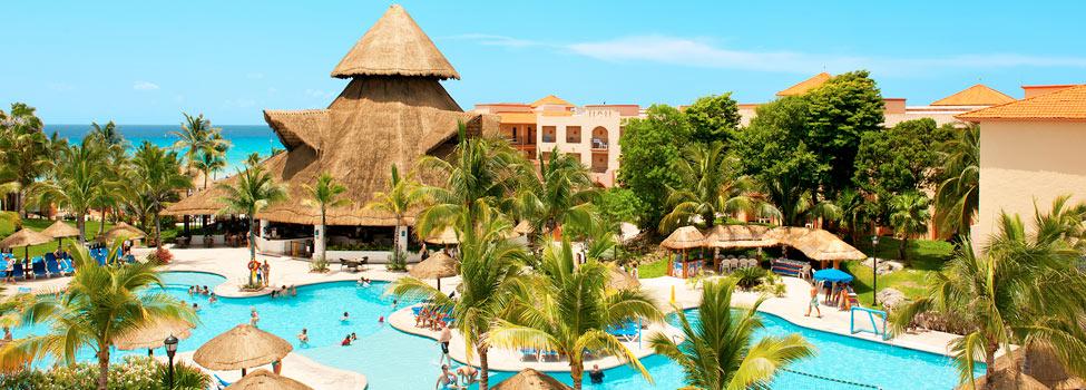 Sandos Playacar Beach Resort - Select Club, Playa del Carmen, Meksiko, Karibia & Väli-Amerikka