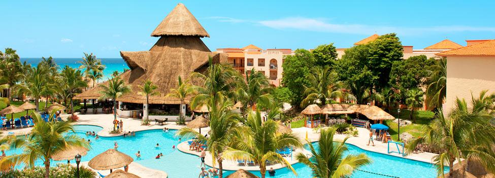 Sandos Playacar Beach Resort, Playa del Carmen, Meksiko, Karibia & Väli-Amerikka