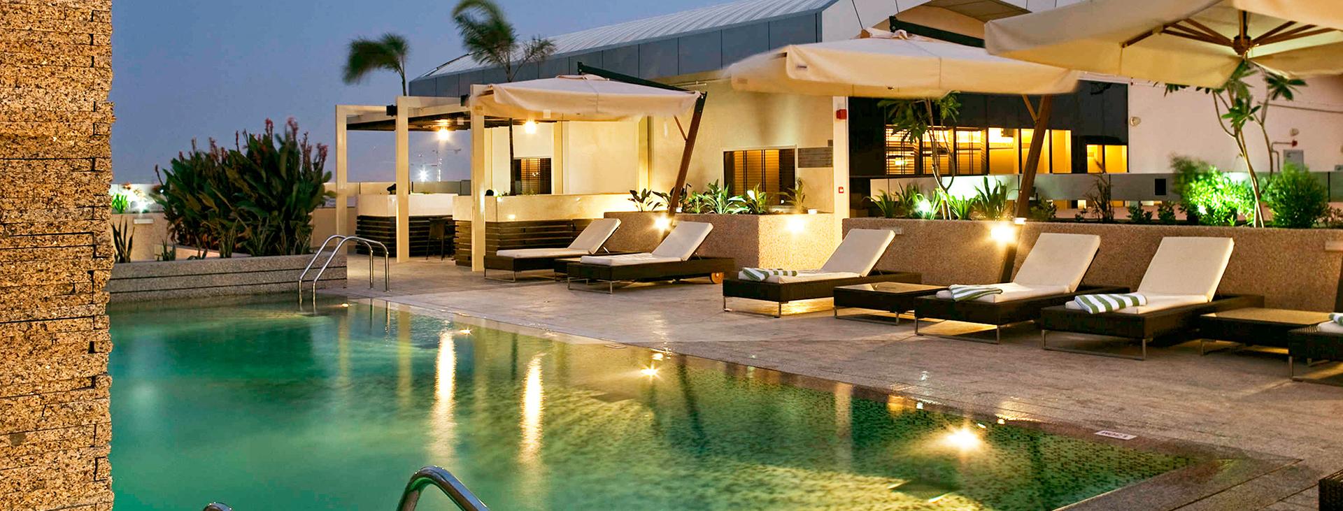 Suite Novotel Mall of the Emirates, Jumeirah Beach, Dubai, Arabiemiraatit