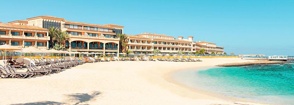 Gran Hotel Atlantis Bahia Real, Corralejo, Fuerteventura, Kanariansaaret