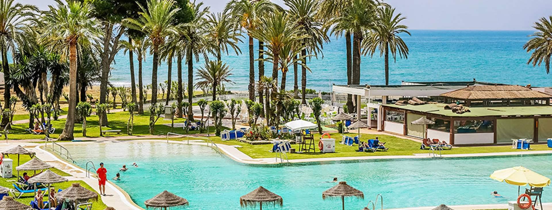 Hotelli Sol Marbella Estepona Atalaya Park Marbella Tjareborg