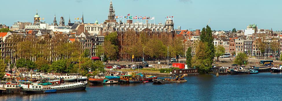 Grand Hotel Amrath Amsterdam, Amsterdam, Hollanti