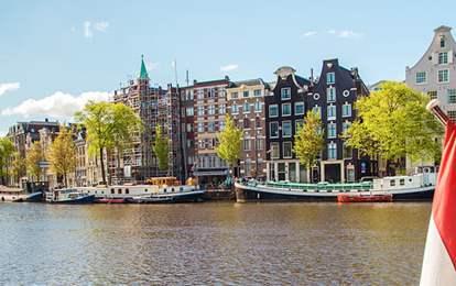 äkkilähdöt Amsterdam