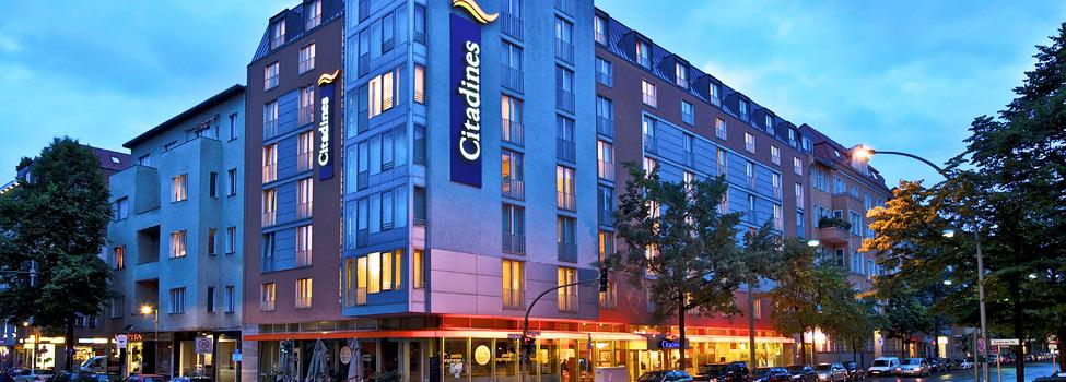 Citadines Berlin Kurfürstendamm, Berliini, Saksa