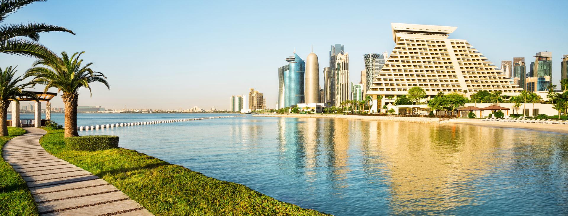 Sheraton Grand Doha Resort & Convention Hotel, Doha, Qatar
