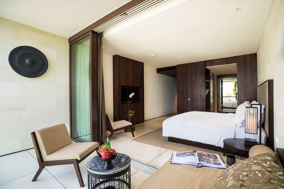 Kahden hengen King Bed Deluxe -huone