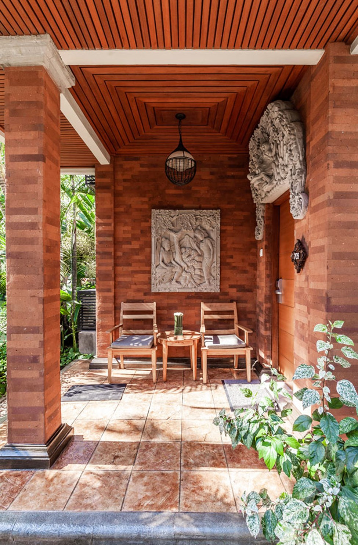 Kahden hengen Deluxe Cottage -huone