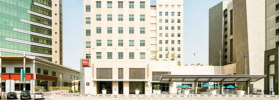 Ibis Deira City Centre Hotel, Deira, Dubai, Arabiemiraatit