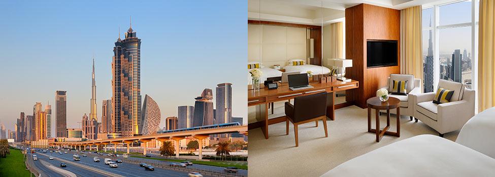 JW Marriott Marquis Hotel, Downtown Dubai, Dubai, Arabiemiraatit