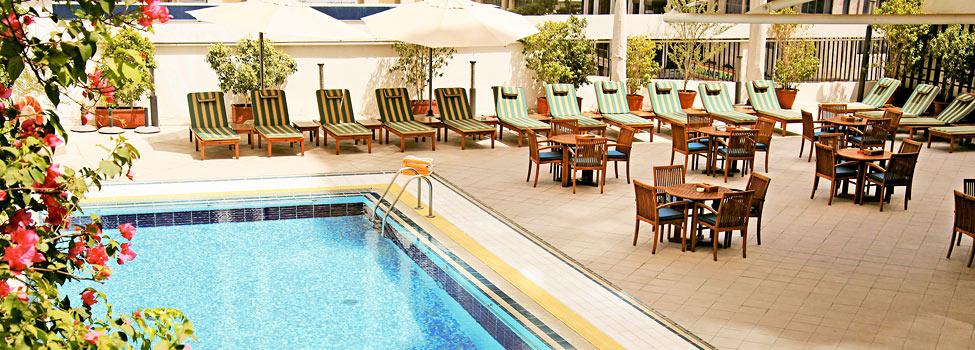 Novel Hotel City Center, Abu Dhabi, Arabiemiraatit