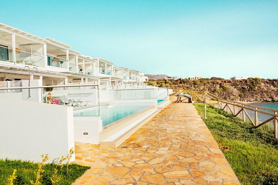 Afrodite on hyvä valinta, jos haluat asua lähellä merta.