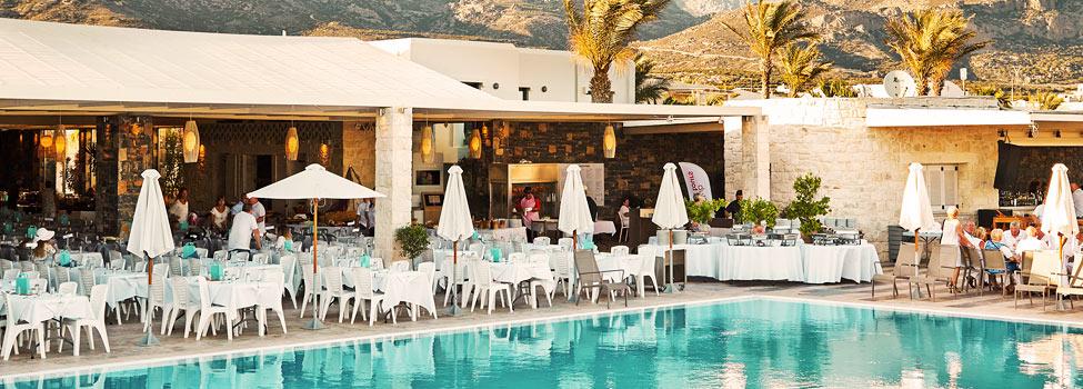 SunConnect Ostria Resort & Spa, Ierapetra, Kreeta, Kreikka