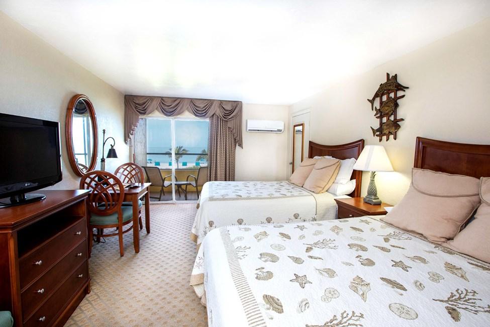 Kahden hengen guestroom