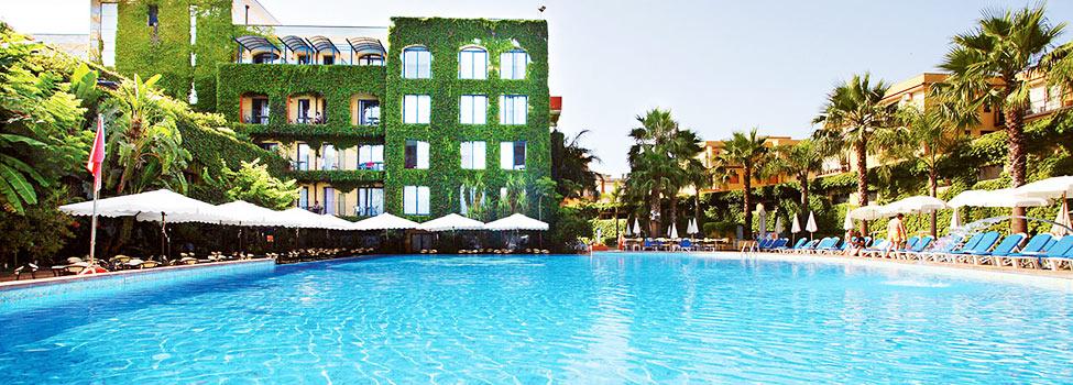 Caesar Palace Hotel, Giardini - Naxos, Sisilia, Italia
