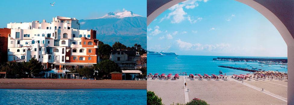 Sporting Baia Hotel, Giardini - Naxos, Sisilia, Italia
