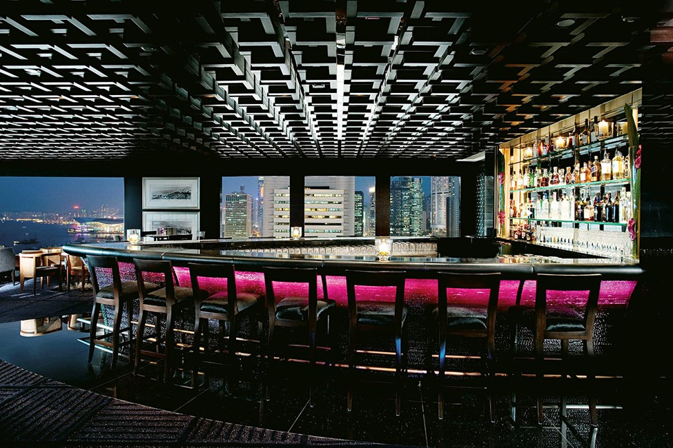 Hotellin skybaari