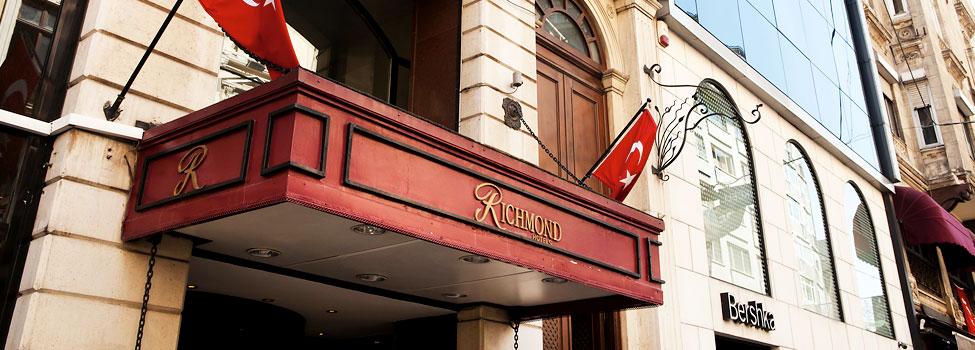 Richmond, Istanbul, Istanbul, Turkki