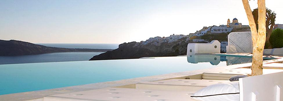 Kirini Suites & Spa, Oia, Santorini, Kreikka