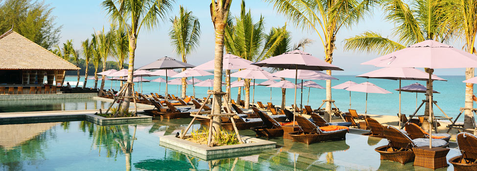 Beyond Resort Khao Lak, Khao Lak, Phuket, Thaimaa