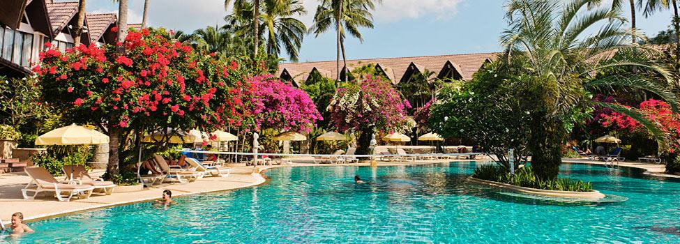 Duangjitt Resort, Patong Beach, Phuket, Thaimaa