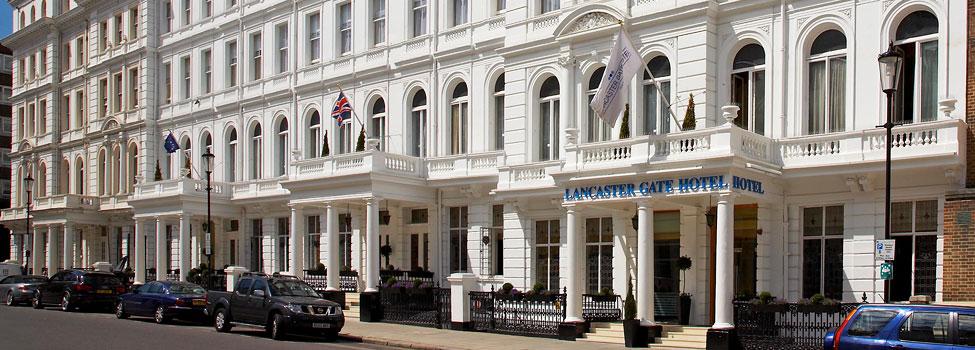 Lancaster Gate Hotel, Lontoo, Iso-Britannia