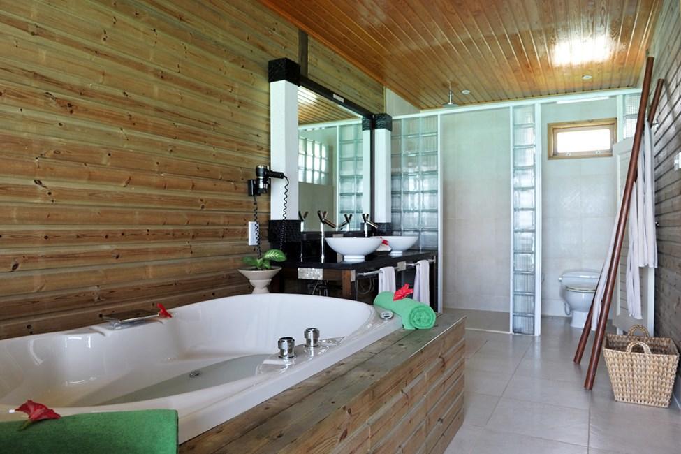 Jacuzzi Water Villas - kahden hengen huone