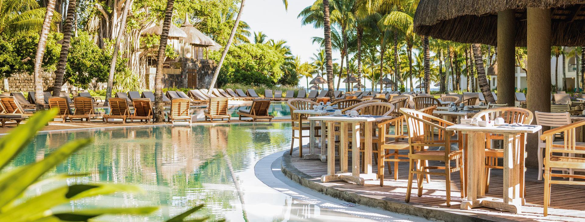 Canonnier Beachcomber Golf Resort & Spa, Mauritius, Mauritius