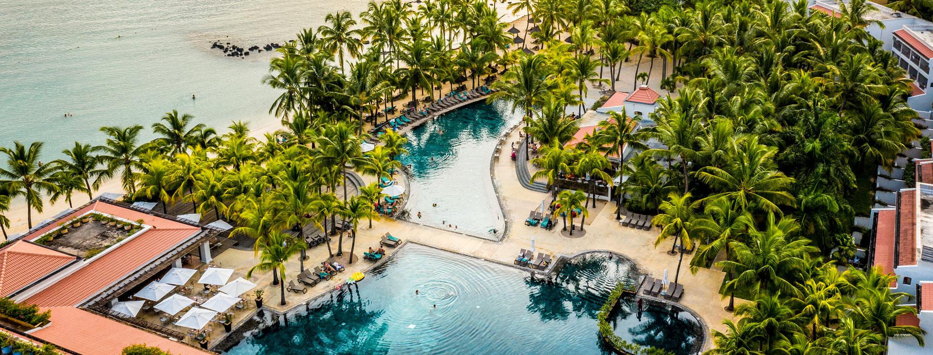Mauricia Beachcomber Resort & Spa, Mauritius, Mauritius