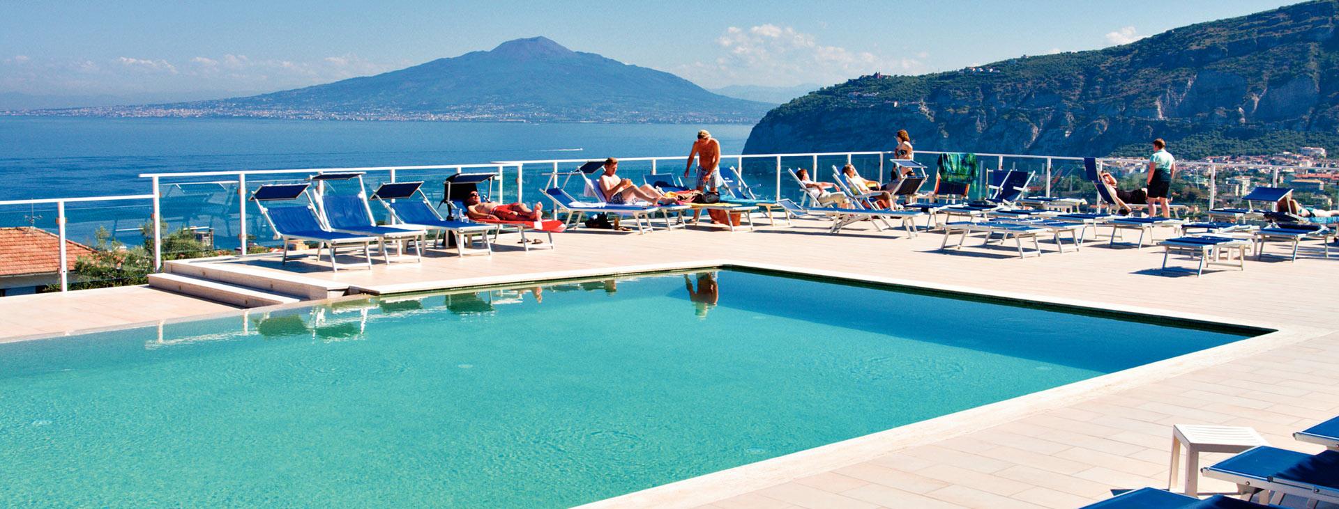 Art Hotel Gran Paradiso , Sorrento, Amalfin rannikko, Italia