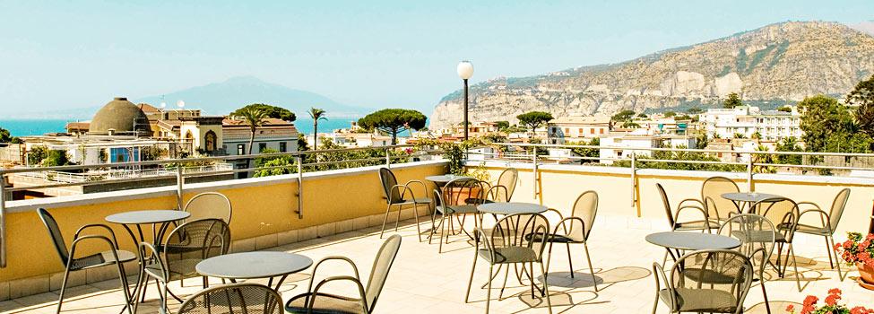 La Pergola, Sorrento, Amalfin rannikko, Italia
