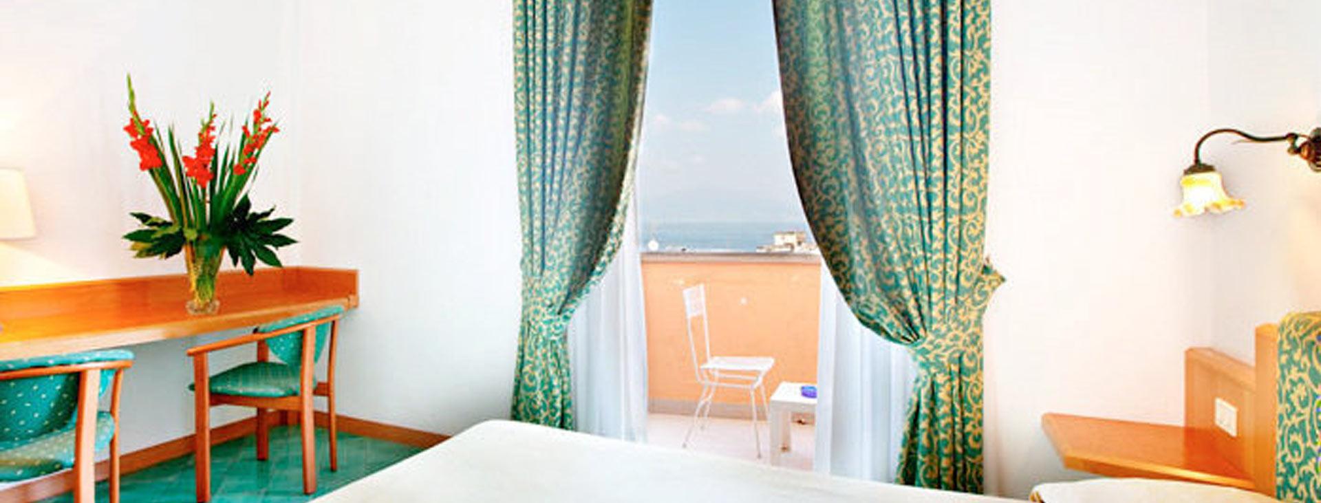 Villa Maria, Sorrento, Amalfin rannikko, Italia
