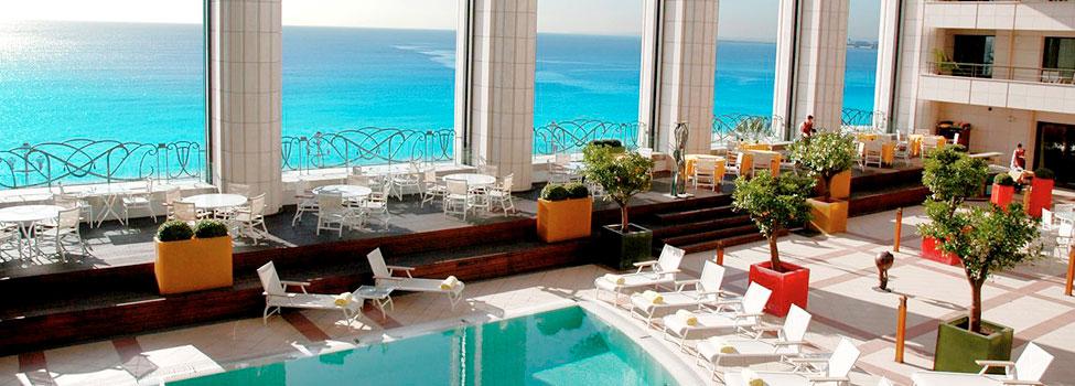 Hyatt Regency Nice Palais de la Méditerranée, Nizza, Ranskan Riviera, Ranska
