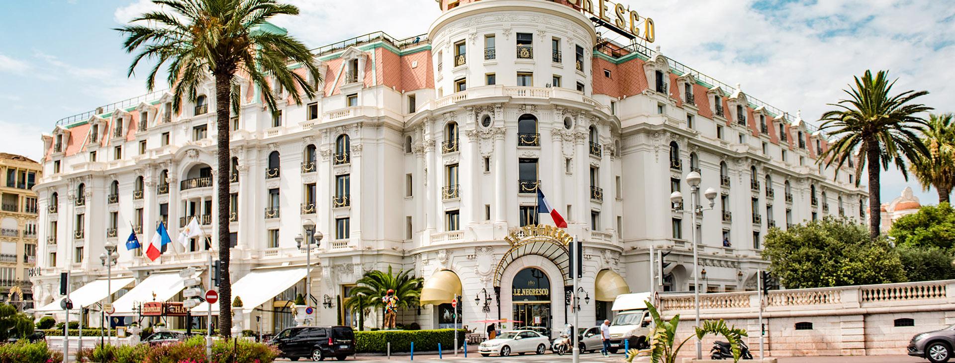Negresco, Nizza, Ranskan Riviera, Ranska