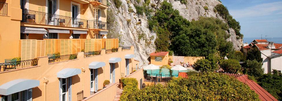 Hotel La Perouse, Nizza, Ranskan Riviera, Ranska