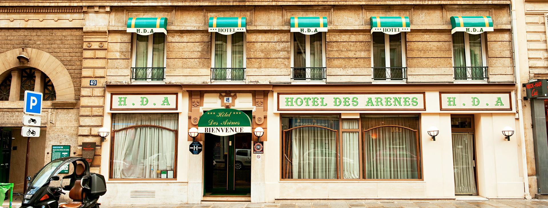 Des Arenes, Pariisi, Pariisin alue, Ranska