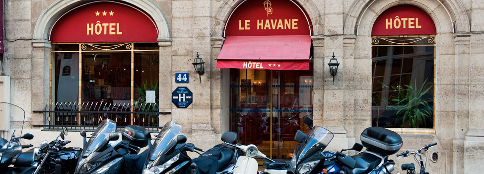 Le Havane, Pariisi, Pariisin alue, Ranska