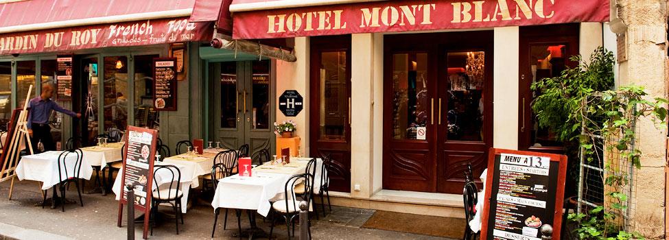 Mont Blanc, Pariisi, Pariisin alue, Ranska
