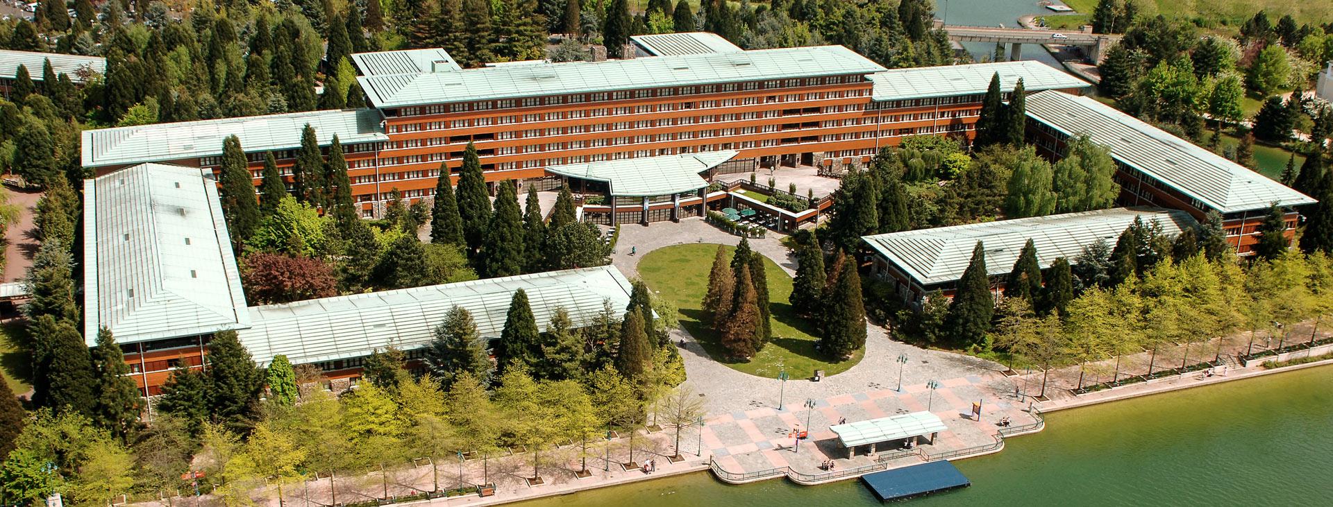 Disney's Sequoia Lodge®, Disneyland® Paris, Pariisin alue, Ranska