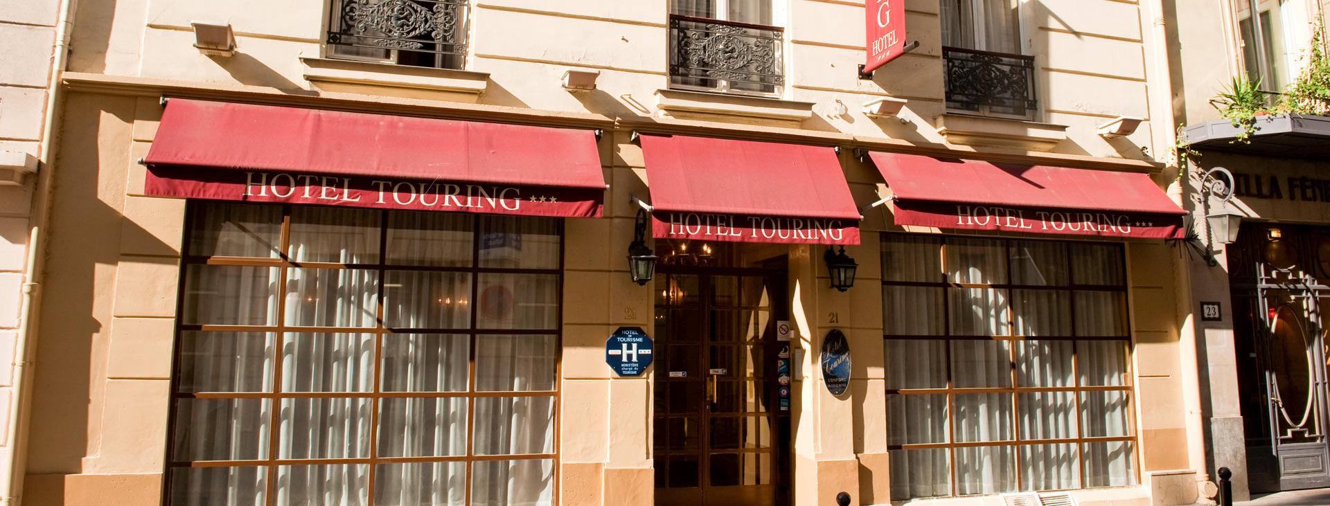 Touring, Pariisi, Pariisin alue, Ranska