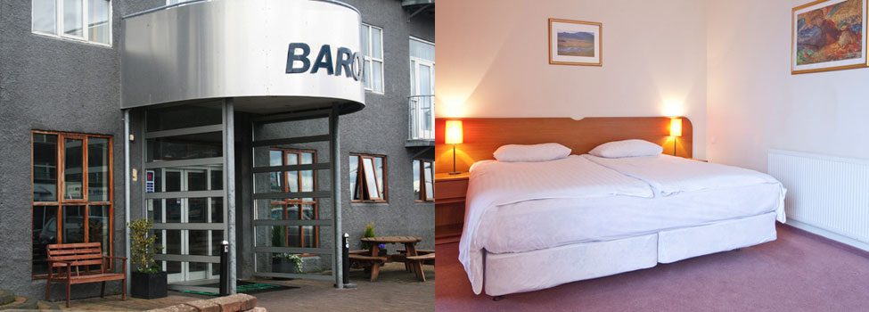 Fosshotel Baron, Reykjavik, Islanti