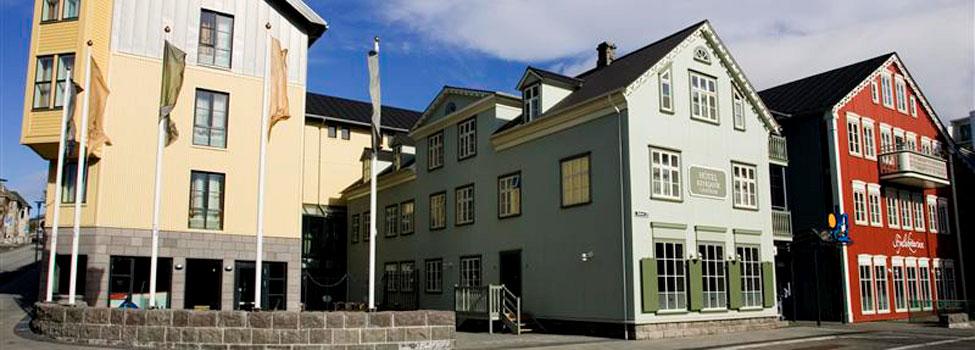 Reykjavik Centrum, Reykjavik, Islanti