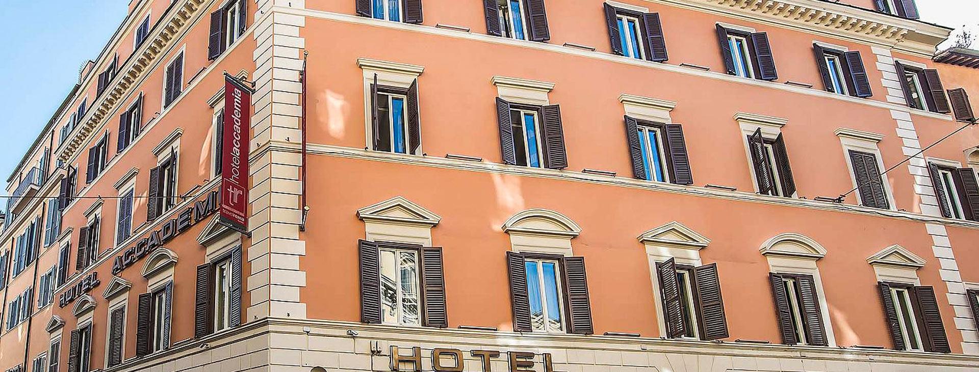 Accademia, Rooma, Italia