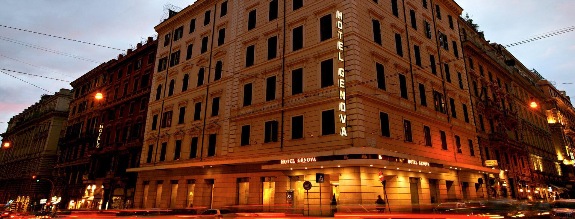 Genova, Rooma, Italia