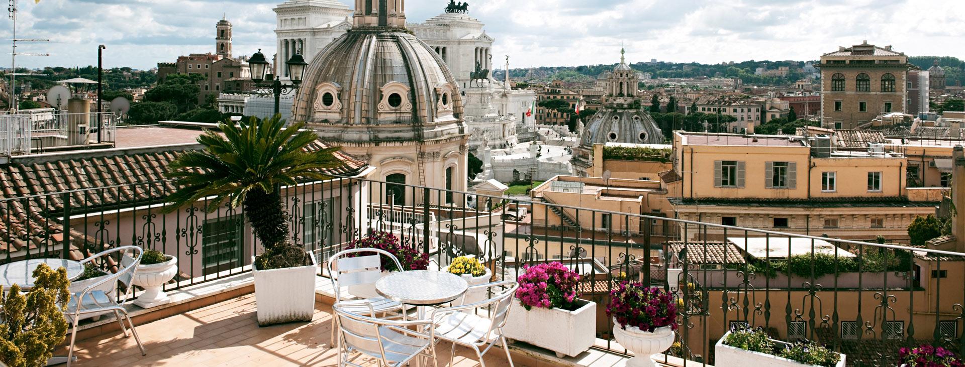 Pace Helvezia, Rooma, Italia