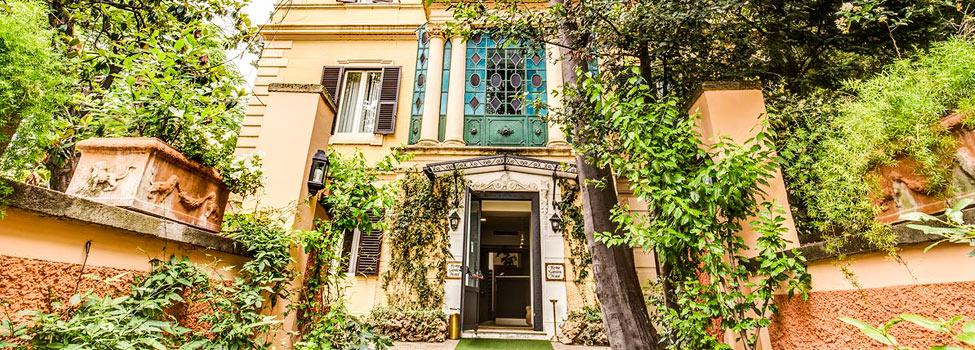 Rome Garden, Rooma, Italia