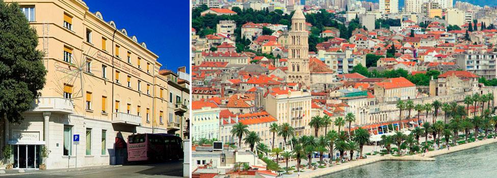 President, Split, Splitin alue, Kroatia