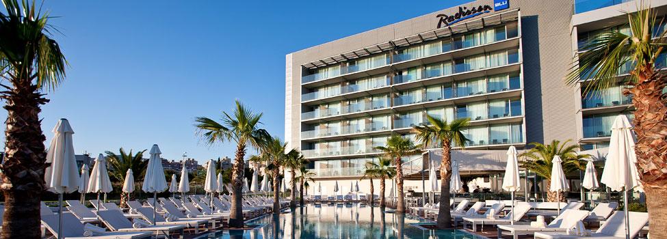 Radisson Blu Resort & Spa Split, Split, Splitin alue, Kroatia