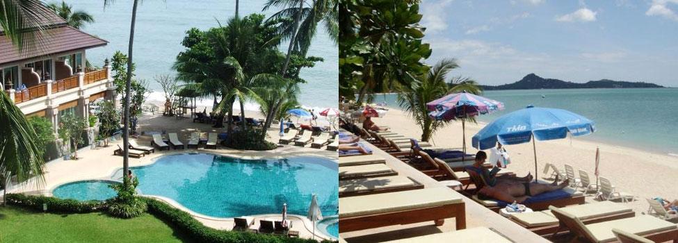 Aloha Resort, Koh Samui, Thaimaa