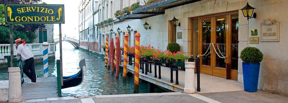 Luna Baglioni, Venetsia, Italia