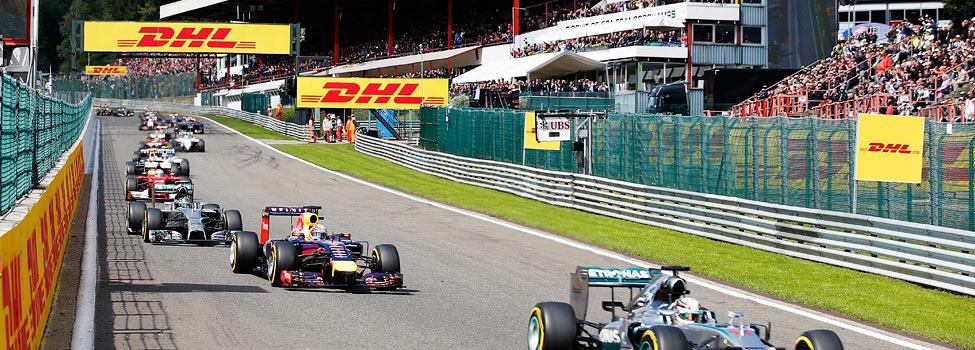 Belgian Formula 1, Belgian Grand Prix, Belgia